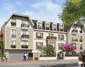 Achat / Vente immobilier neuf Villiers-sur-Marne 500 mètres de la gare (94350) - Réf. 2404