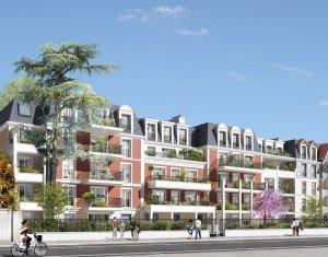 Achat / Vente immobilier neuf Villiers-sur-Marne à 100m de la gare RER E (94350) - Réf. 1678