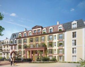 Achat / Vente immobilier neuf Villiers-sur-Marne à 700m de la gare RER E (94350) - Réf. 1616