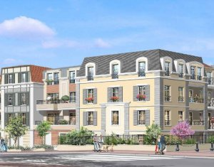 Achat / Vente immobilier neuf Villiers-sur-Marne à proximité immédiate du RER E et du centre ville (94350) - Réf. 4320