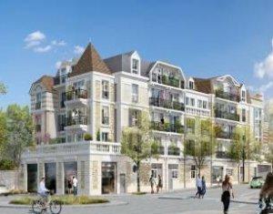 Achat / Vente immobilier neuf Villiers-sur-Marne face à la mairie (94350) - Réf. 3388
