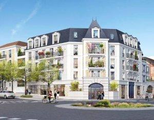Achat / Vente immobilier neuf Villiers-sur-Marne proche écoles et commodités (94350) - Réf. 4217