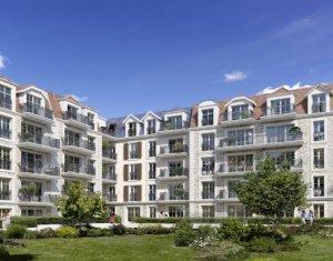 Achat / Vente immobilier neuf Villiers-sur-Marne proche RER E (94350) - Réf. 5370