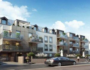 Achat / Vente immobilier neuf Villiers-sur-Marne proche RER E (94350) - Réf. 1380