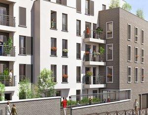 Achat / Vente immobilier neuf Villiers-sur-Marne quartier des stades (94350) - Réf. 481