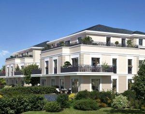 Achat / Vente immobilier neuf Viroflay au sud-est de Paris (78220) - Réf. 2129