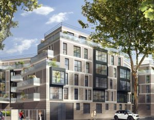 Achat / Vente immobilier neuf Viroflay proche gare SNCF Rive Droite (78220) - Réf. 1494