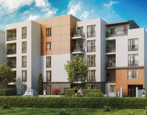 Achat / Vente immobilier neuf Viry-Châtillon proche collège les Sablons (91170) - Réf. 2439