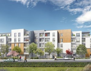 Achat / Vente immobilier neuf Viry-Chatillon quartier des Coteaux de L'orge (91170) - Réf. 2868