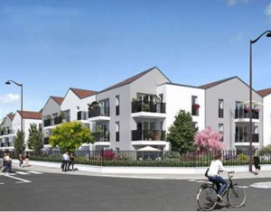 Achat / Vente immobilier neuf Viry-Chatillon quartier des Coteaux de l'Orge (91170) - Réf. 1330