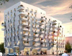 Achat / Vente immobilier neuf Vitry-sur-Seine angle Rouget de Lisle / Anselme Ronday (94400) - Réf. 1203