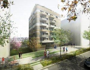 Achat / Vente immobilier neuf Vitry-sur-Seine proche des écoles (94400) - Réf. 260