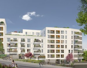 Achat / Vente immobilier neuf Vitry-sur-Seine proche tramway T9 (94400) - Réf. 3446