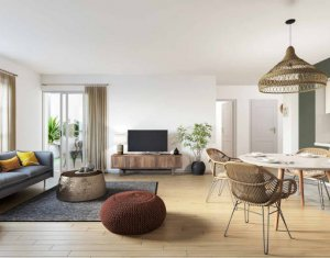 Achat / Vente immobilier neuf Wissous proche aéroport de Paris-Orly (91320) - Réf. 5844
