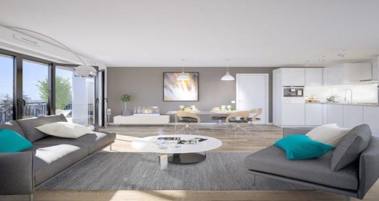 Achat / Vente immobilier neuf Alfortville à 12 min à pied du RER D (94140) - Réf. 5599
