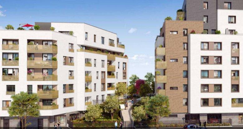 Achat / Vente immobilier neuf Alfortville proche RER D et future métro 15 (94140) - Réf. 4955