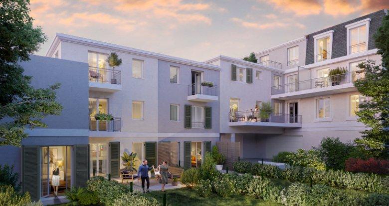 Achat / Vente immobilier neuf Antony quartier Bois de l'Aurore (92160) - Réf. 5432