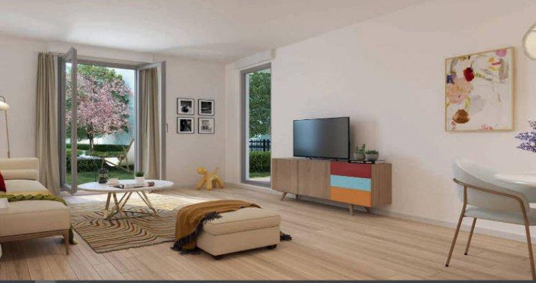 Achat / Vente immobilier neuf Argenteuil à quelques pas du centre-ville (95100) - Réf. 4257