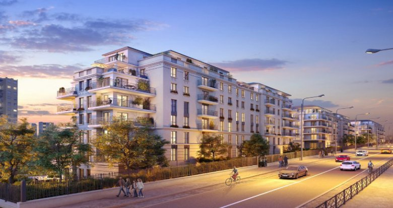 Achat / Vente immobilier neuf Argenteuil proche gare (95100) - Réf. 5127