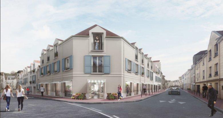 Achat / Vente immobilier neuf Arpajon à 13 minutes à pied du RER C (91290) - Réf. 5437