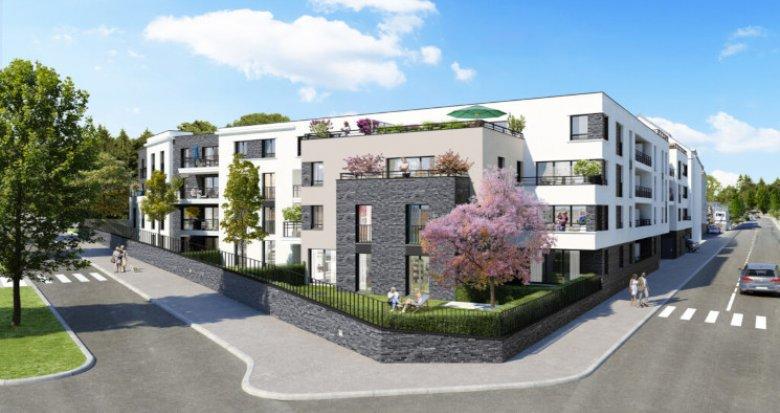 Achat / Vente immobilier neuf Arpajon à 5 min du RER C (91290) - Réf. 5444