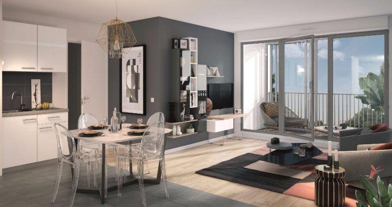 achat immobilier neuf asni res sur seine proche quais de seine 92600 r f 1255. Black Bedroom Furniture Sets. Home Design Ideas