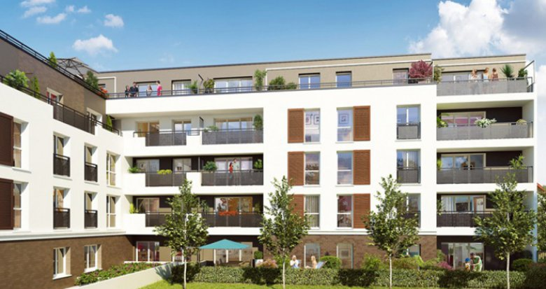 Achat / Vente immobilier neuf Athis-Mons proche transports (91200) - Réf. 2429