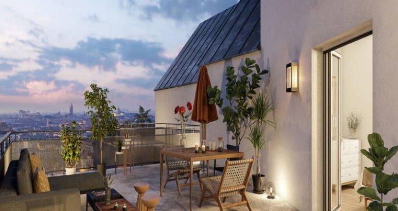 Achat / Vente immobilier neuf Athis-Mont proche commodités (91200) - Réf. 4453