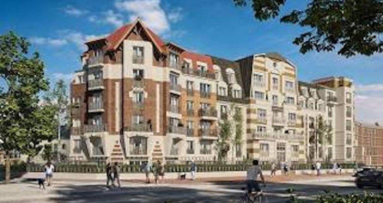 Achat / Vente immobilier neuf Au Blanc-Mesnil à 700 mètres du RER B (93150) - Réf. 5158
