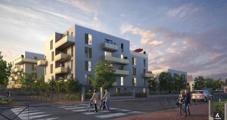 Achat / Vente immobilier neuf Aubergenville proche gare (78410) - Réf. 2973