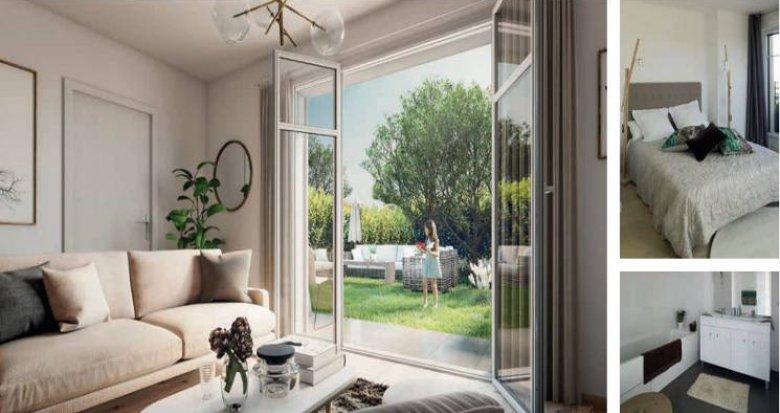 Achat / Vente immobilier neuf Aulnay-sous-Bois à proximité du centre (93600) - Réf. 5722