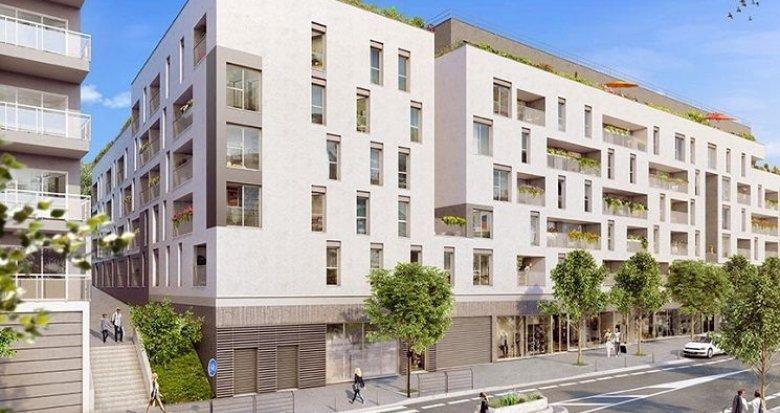 Achat / Vente immobilier neuf Bagnolet proche centre-ville (93170) - Réf. 1807