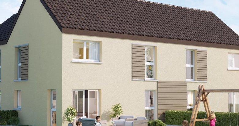 Achat / Vente immobilier neuf Beauchamp quartier de la Chasse (95250) - Réf. 818