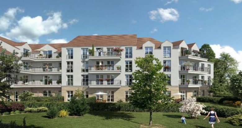 Achat / Vente immobilier neuf Beaumont-sur-Oise centre-ville (95260) - Réf. 109
