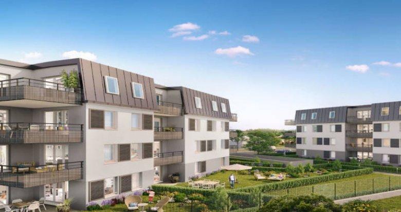 Achat / Vente immobilier neuf Beaumont-sur-Oise proche commerces bords du lac (95260) - Réf. 4669