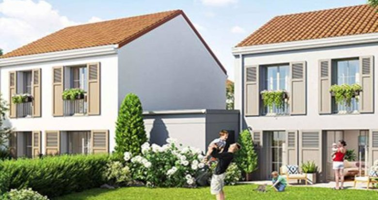 Achat / Vente immobilier neuf Belloy-en-France à 20 min de Paris CDG (95270) - Réf. 5989