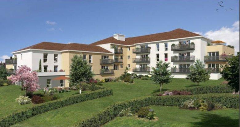 Achat / Vente immobilier neuf Beynes proche centre-ville (78650) - Réf. 3559
