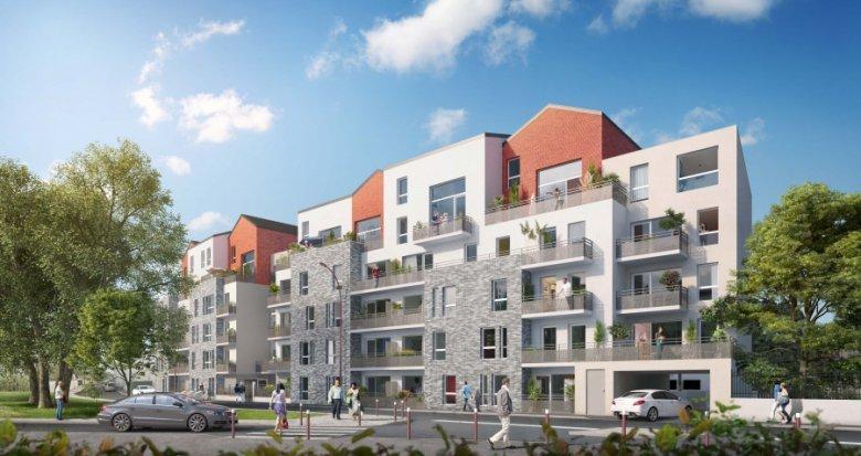 achat immobilier neuf bezons proche centre ville 95870 r f 1128. Black Bedroom Furniture Sets. Home Design Ideas