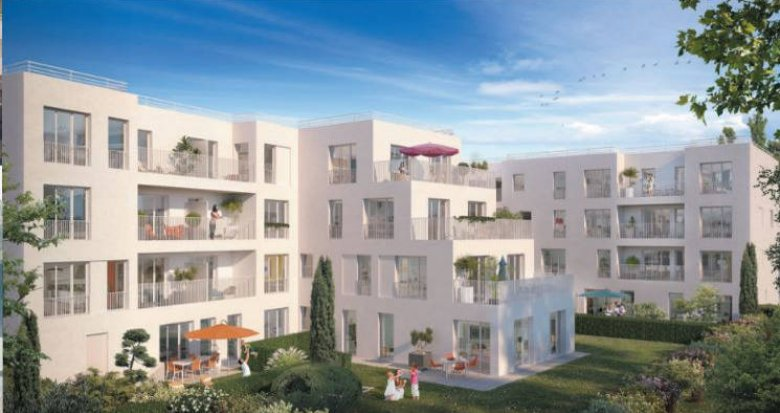 Achat / Vente immobilier neuf Bezons proche tramway T2 (95870) - Réf. 3382