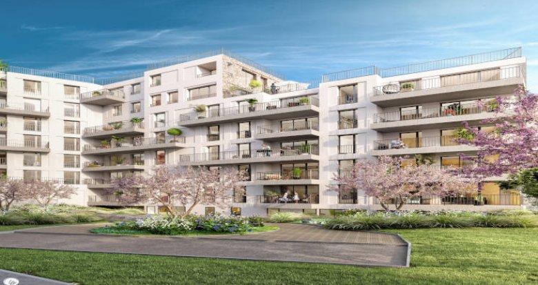 Achat / Vente immobilier neuf Bobigny à 2 min à pied du tramway T1 (93000) - Réf. 5980