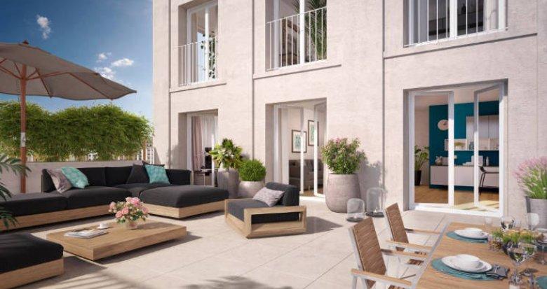 Achat / Vente immobilier neuf Bobigny à 5 km des portes de Paris (93000) - Réf. 4973