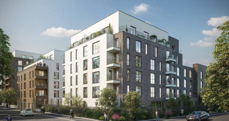 Achat / Vente immobilier neuf Bobigny à moins de 300 m du tram T1 (93000) - Réf. 6146