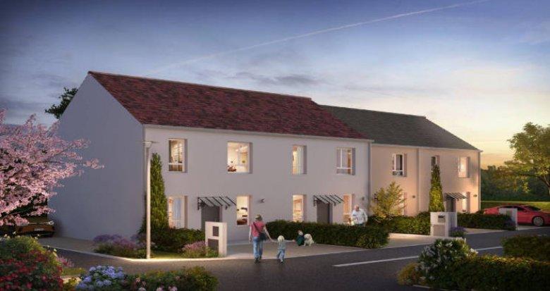 Achat / Vente immobilier neuf Boissise-le-Roi proche Orgenoy (77310) - Réf. 5797