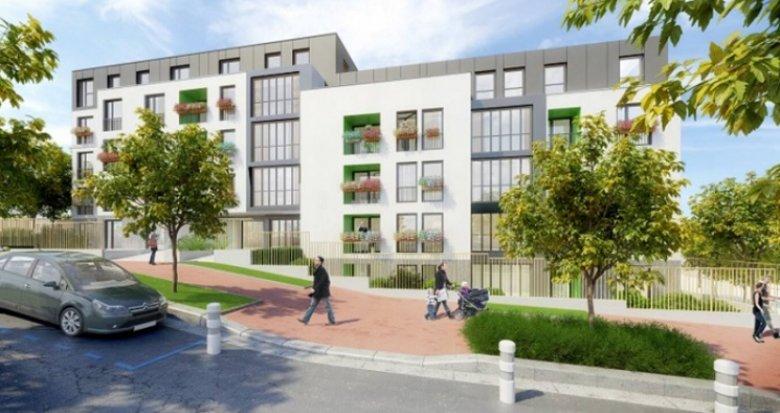 Achat / Vente immobilier neuf Boissy-Saint-Léger - 300m RER A (94470) - Réf. 5085