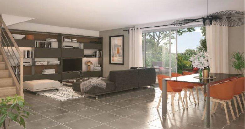 Achat / Vente immobilier neuf Boissy-Saint-Leger proche RER A (94470) - Réf. 2833