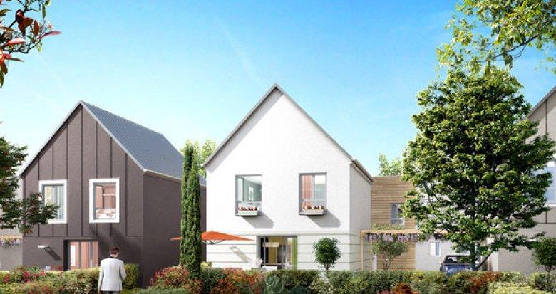 Achat / Vente immobilier neuf Bruyères-le-Châtel nouveau quartier (91680) - Réf. 602