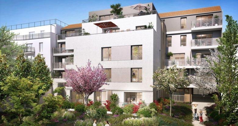 Achat / Vente immobilier neuf Cachan au Sud du Grand Paris (94230) - Réf. 2173
