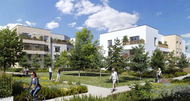 Achat / Vente immobilier neuf Carrières-sous-Poissy proche RER A et E (78955) - Réf. 6278