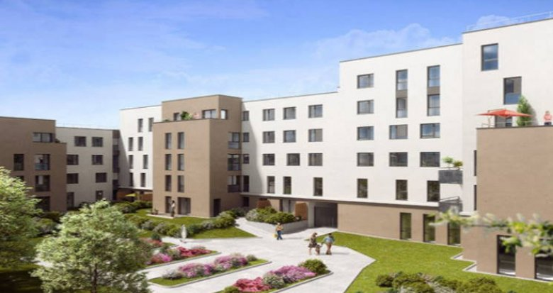 Achat / Vente immobilier neuf Cergy à 300 mètres de la gare RER A (95000) - Réf. 5301