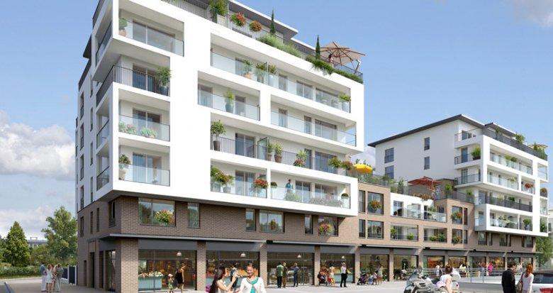Achat / Vente immobilier neuf Cergy-le-Haut proche gare routière (95000) - Réf. 1754